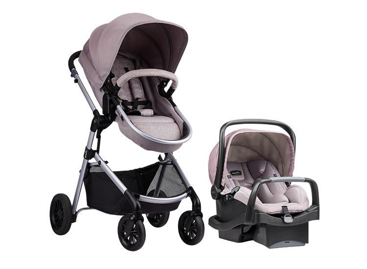 siva dječja kolica za bebe