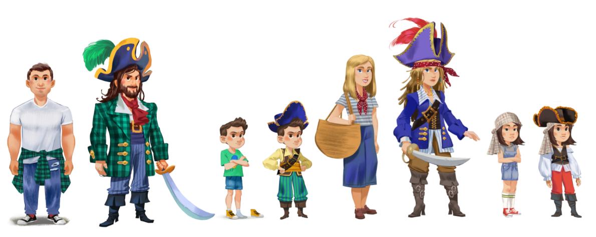 prikaz likova i pametne personalizacije